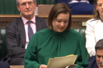 Ruth in the House of Commons